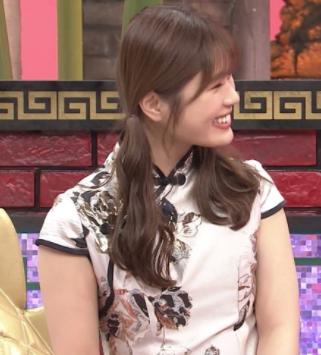 渋谷凪咲の足は太くて全体的にムチムチしてる!画像で検証!