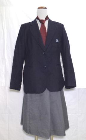 伊川谷高校制服